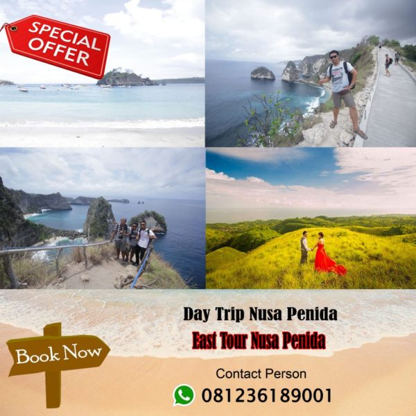 East Tour Nusa Penida