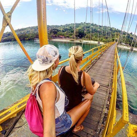 Yellow Bridge Nusa Lembongan One Day Trip Nusa Penida